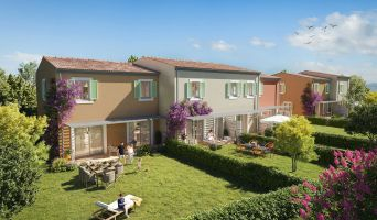Grimaud : programme immobilier neuf « Villa Pietra » en Loi Pinel