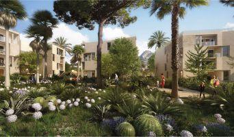 Photo du Résidence « Le Versant des Roches » programme immobilier neuf en Loi Pinel à Hyères