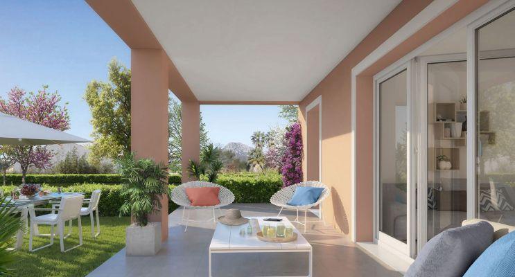 Résidence « Les Jardins De La Bayorre » programme immobilier neuf en Loi Pinel à Hyères n°3