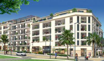 Photo du Résidence « Les Palmes d'Or » programme immobilier neuf en Loi Pinel à Hyères