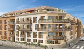 Photo du Résidence « ViaSolà » programme immobilier neuf en Loi Pinel à Hyères