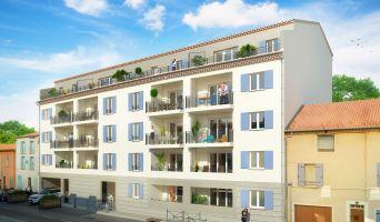 La Crau : programme immobilier neuf « Les Balcons du Béal » en Loi Pinel