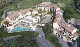 Programme immobilier neuf à la Croix-Valmer (83420)
