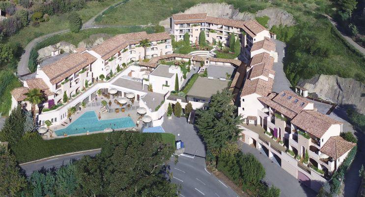 Photo du Résidence « Grand Cap » programme immobilier neuf à La Croix-Valmer