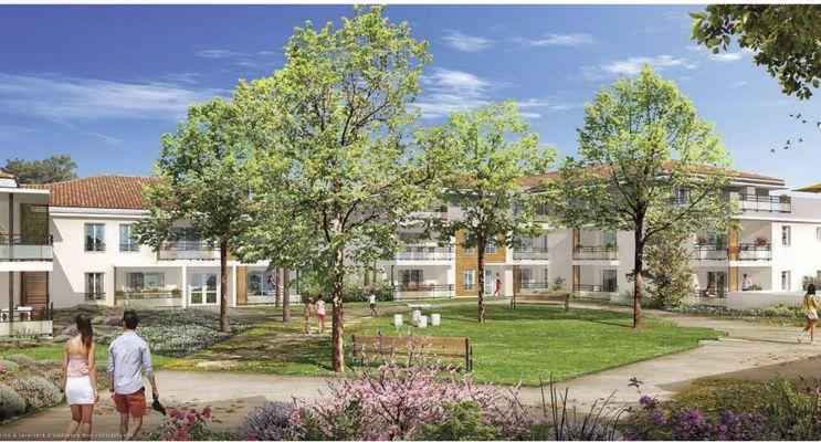 Résidence « Le Jardin Des Savels » programme immobilier neuf en Loi Pinel à La Garde