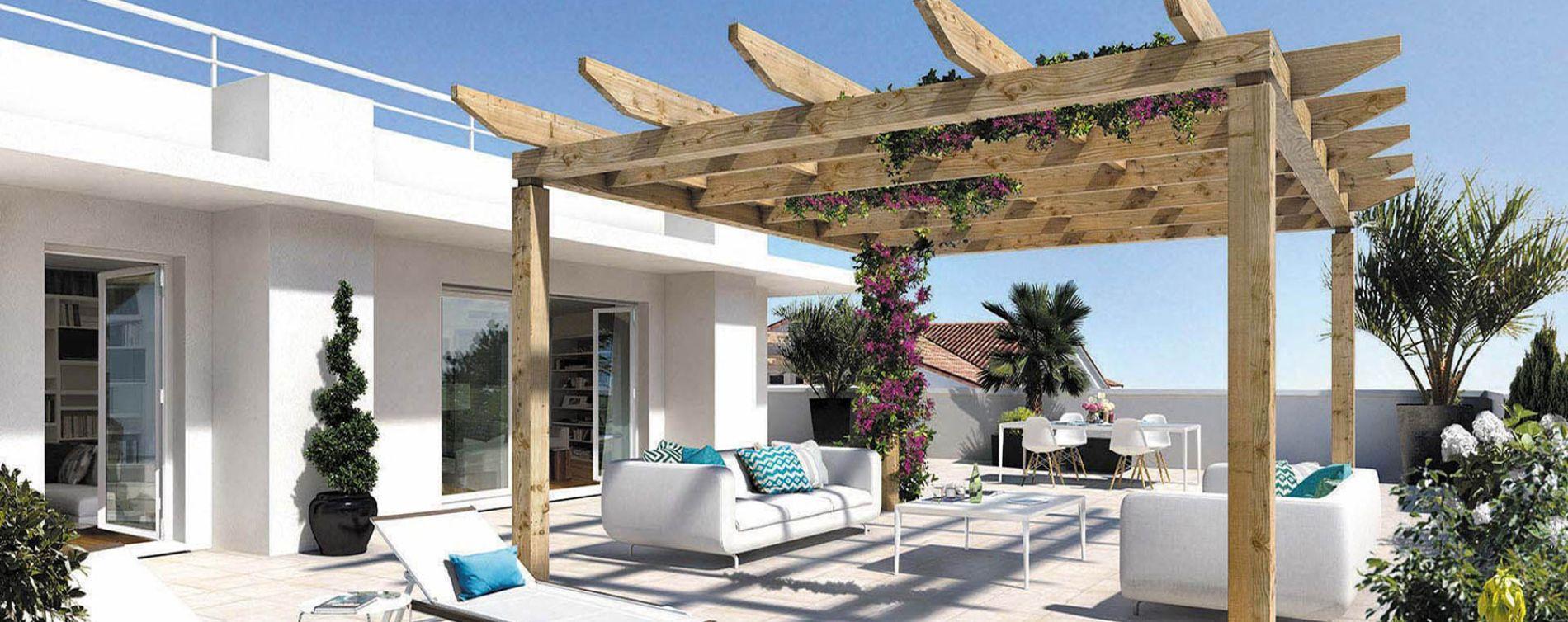 La Garde : programme immobilier neuve « Villa Vert Marine » (3)