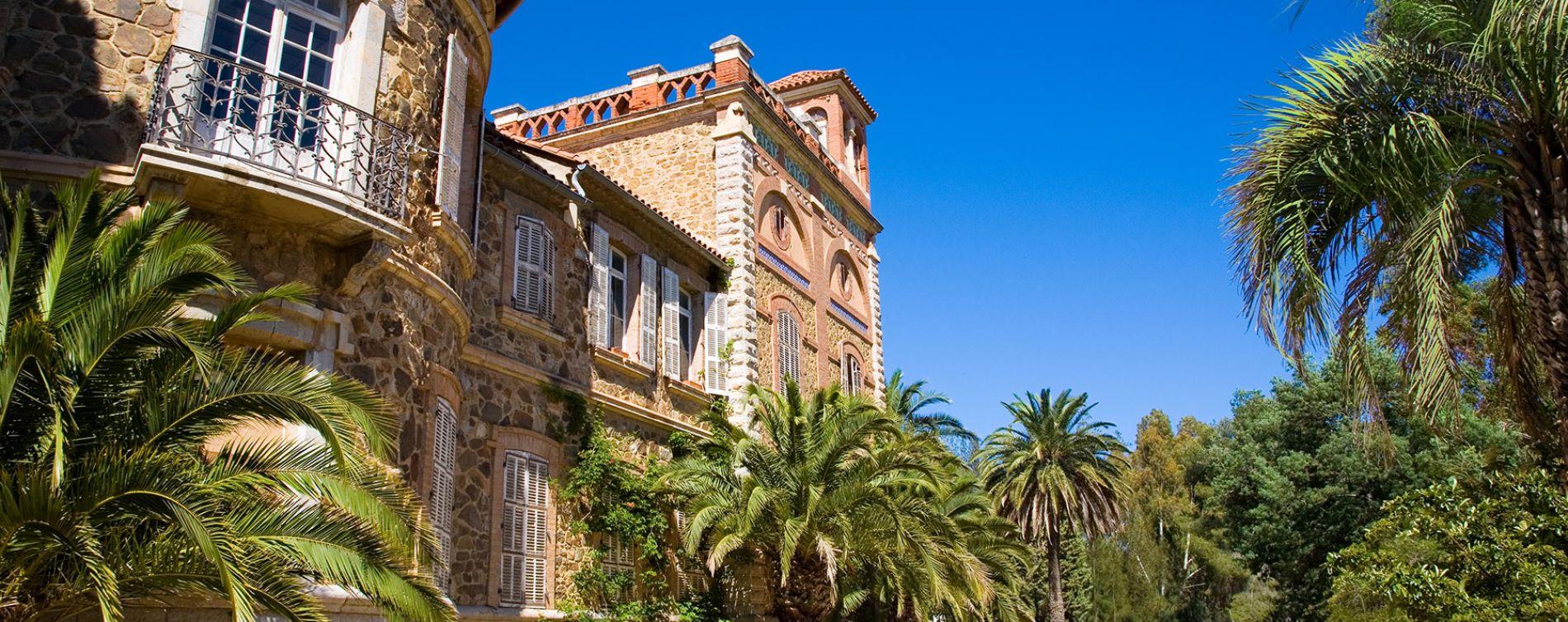 La Londe-les-Maures : programme immobilier à rénover « Château Horace Vernet » en Déficit Foncier (2)