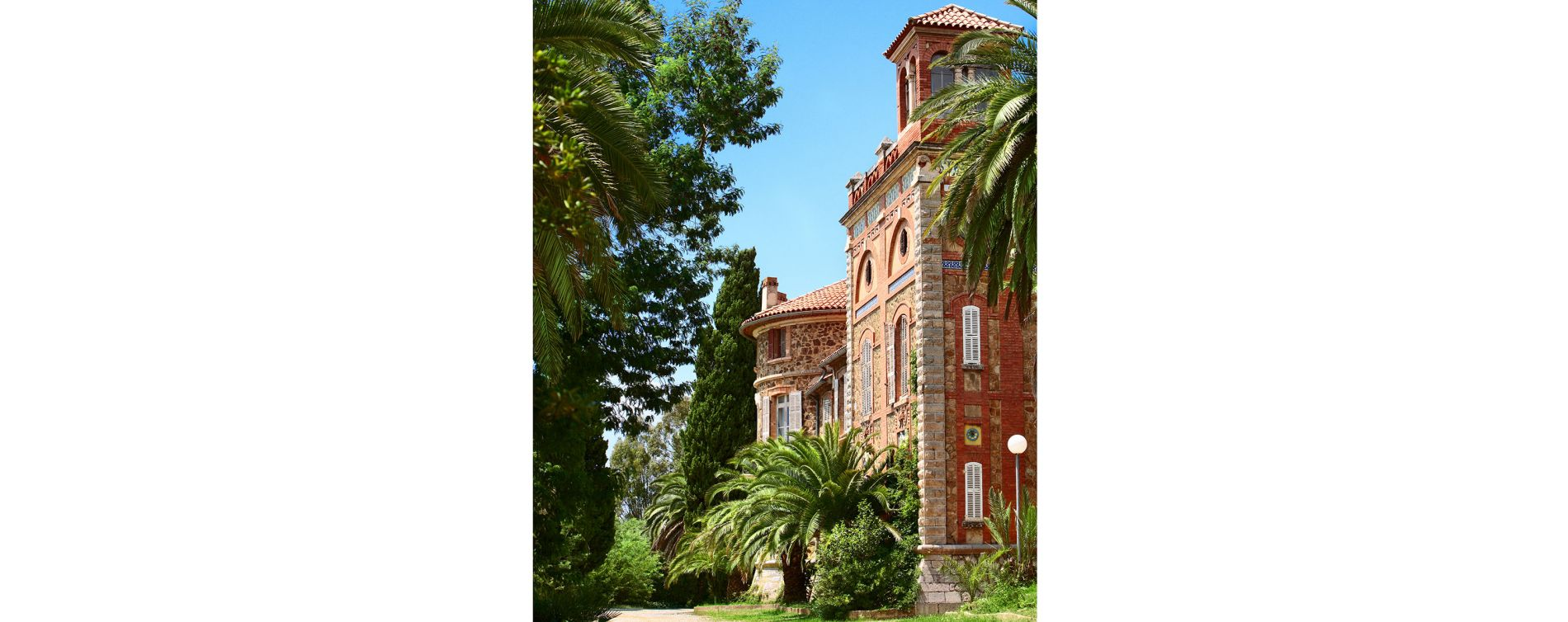 La Londe-les-Maures : programme immobilier à rénover « Château Horace Vernet » en Déficit Foncier (3)