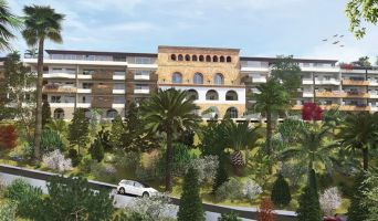 Photo du Résidence « Domaine Safran Astrolabe » programme immobilier neuf en Loi Pinel à La Londe-les-Maures
