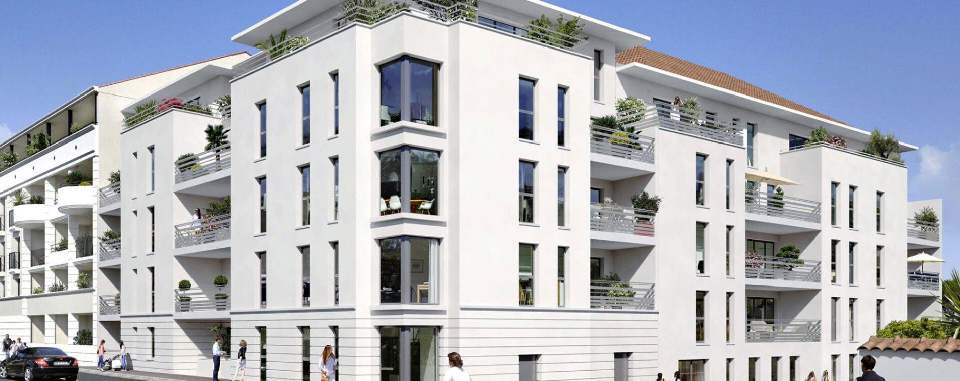 La Londe-les-Maures : programme immobilier neuve « Programme immobilier n°219126 » en Loi Pinel