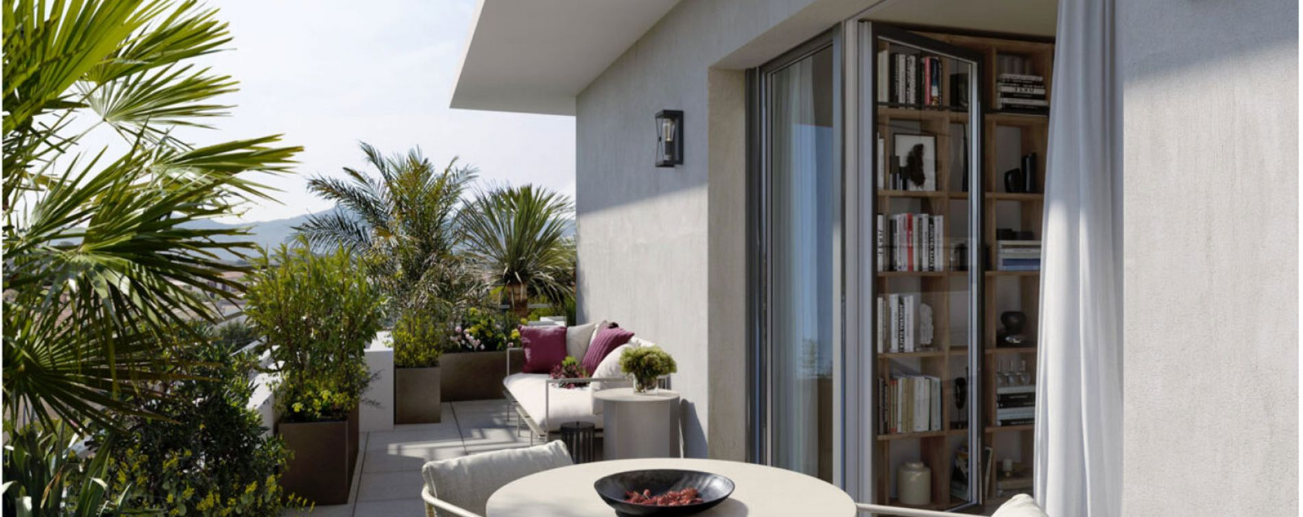 La Londe-les-Maures : programme immobilier neuve « Programme immobilier n°219126 » en Loi Pinel (2)