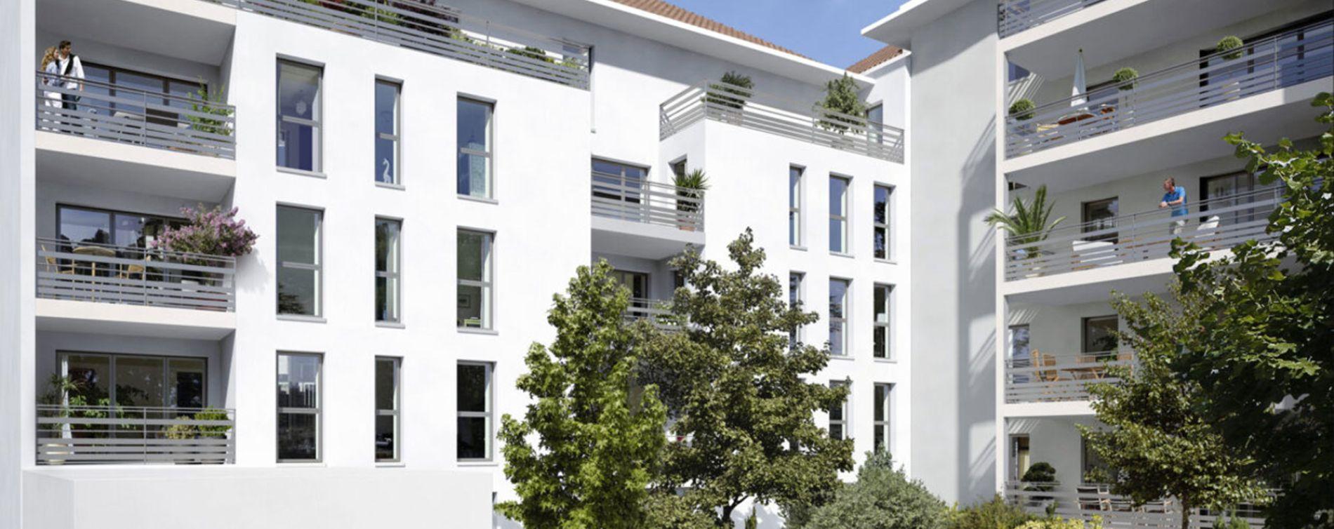 La Londe-les-Maures : programme immobilier neuve « Programme immobilier n°219126 » en Loi Pinel (3)