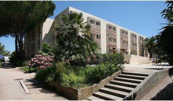 Photo du Résidence « L'Île d'Or » programme immobilier neuf à La Londe-les-Maures