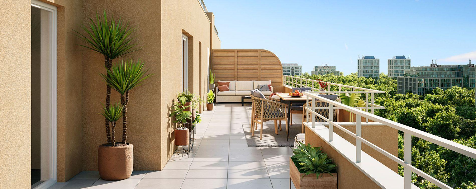 La Seyne-sur-Mer : programme immobilier neuve « Programme immobilier n°218566 » en Loi Pinel (2)