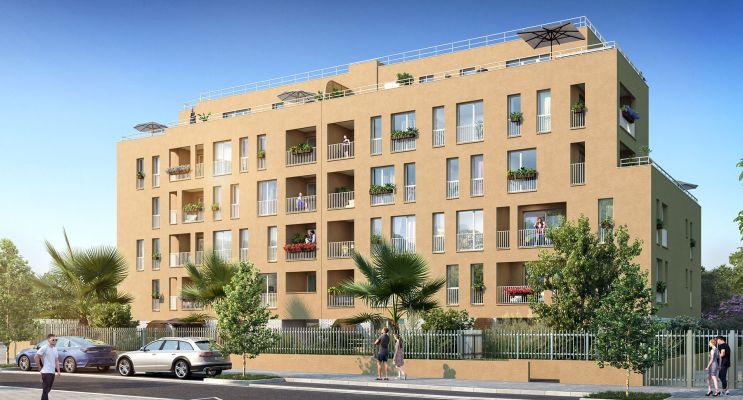 La Seyne-sur-Mer : programme immobilier neuf «  n°218566 » en Loi Pinel