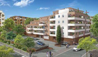 Résidence « L'Albatros » programme immobilier neuf en Loi Pinel à La Seyne-sur-Mer