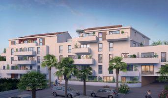 Photo du Résidence « Le Clos Tamaris » programme immobilier neuf en Loi Pinel à La Seyne-sur-Mer