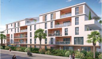 La Seyne-sur-Mer programme immobilier neuve « Le Clos Tamaris » en Loi Pinel  (2)