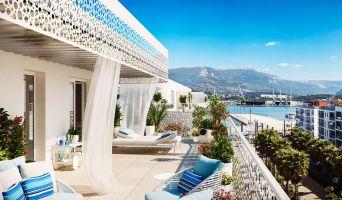 Résidence « Le White Line » programme immobilier neuf en Loi Pinel à La Seyne-sur-Mer n°1