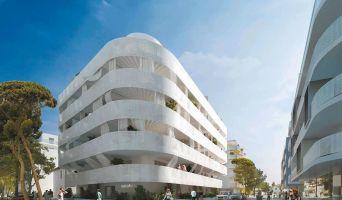 Résidence « Le White Line » programme immobilier neuf en Loi Pinel à La Seyne-sur-Mer n°2