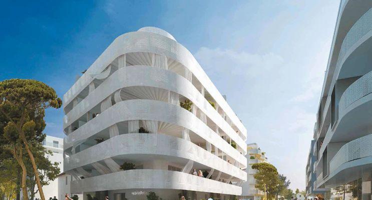 Photo n°2 du Résidence « Le White Line » programme immobilier neuf en Loi Pinel à La Seyne-sur-Mer