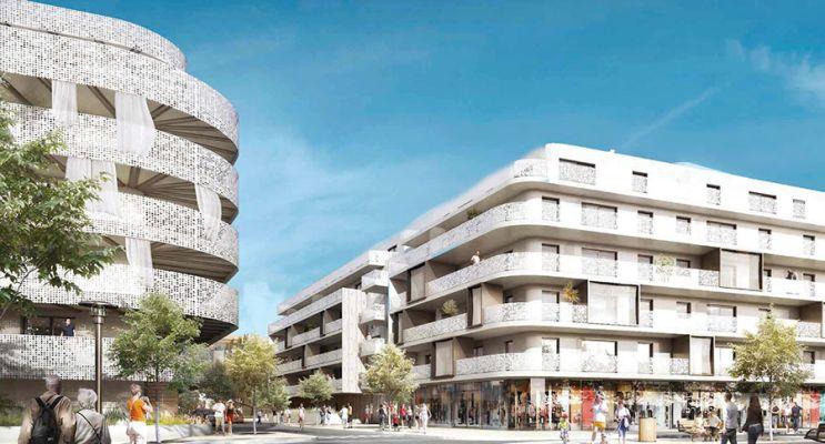 Photo n°3 du Résidence « Le White Line » programme immobilier neuf en Loi Pinel à La Seyne-sur-Mer