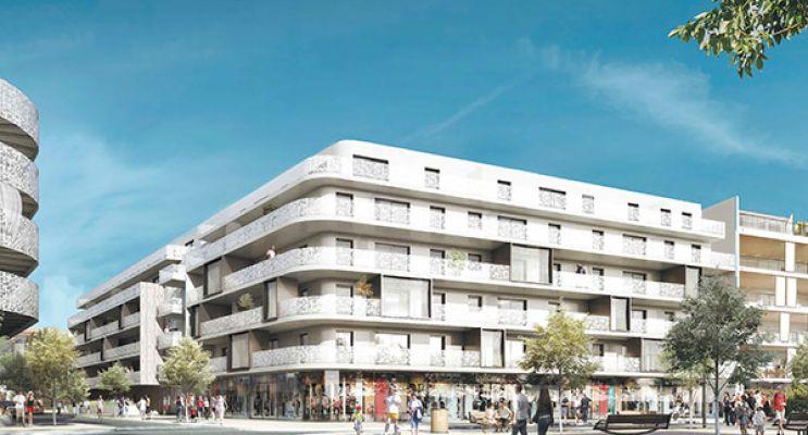 Résidence « L'Envolée » programme immobilier neuf en Loi Pinel à La Seyne-sur-Mer n°1