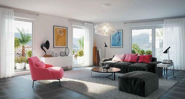 Résidence « L'Envolée » programme immobilier neuf en Loi Pinel à La Seyne-sur-Mer n°3
