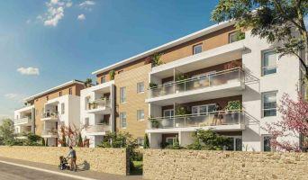 Photo du Résidence « Les Jardins Du Coudon » programme immobilier neuf en Loi Pinel à La Valette-du-Var