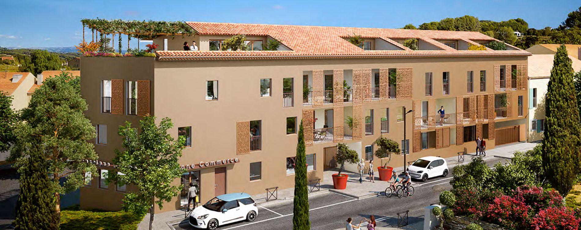 Résidence O Village au Castellet