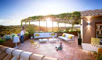 Résidence « O Village » programme immobilier neuf en Loi Pinel à Le Castellet n°1