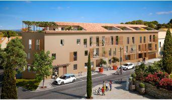 Résidence « O Village » programme immobilier neuf en Loi Pinel à Le Castellet n°2