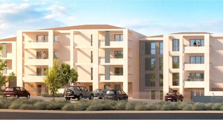 Photo du Résidence «  n°213741 » programme immobilier neuf en Nue Propriété à Le Castellet
