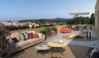Le Lavandou programme immobilier neuve « Calista »