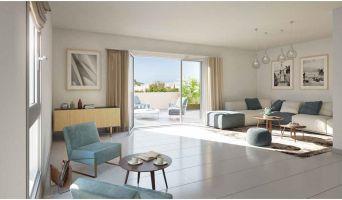 Le Lavandou programme immobilier neuve « Calista »  (2)