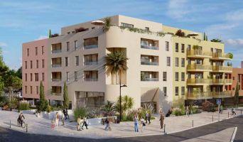 Le Lavandou programme immobilier neuve « Calista »  (3)