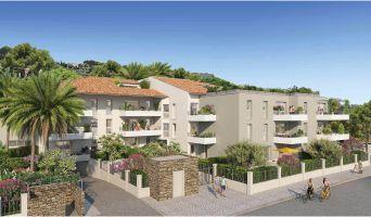Photo du Résidence « Pavillon Ravello » programme immobilier neuf en Loi Pinel à Le Lavandou