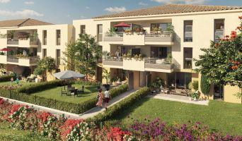 Le Luc : programme immobilier neuf « Le Domaine des Vignes » en Loi Pinel