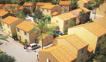 Le Revest-les-Eaux : programme immobilier neuf « Le Domaine des Oliviers »