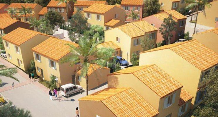 Photo du Résidence « Le Domaine des Oliviers » programme immobilier neuf en Loi Pinel à Le Revest-les-Eaux