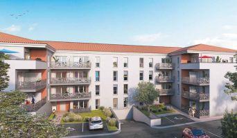 Le Thoronet programme immobilier neuf « Reflexion »