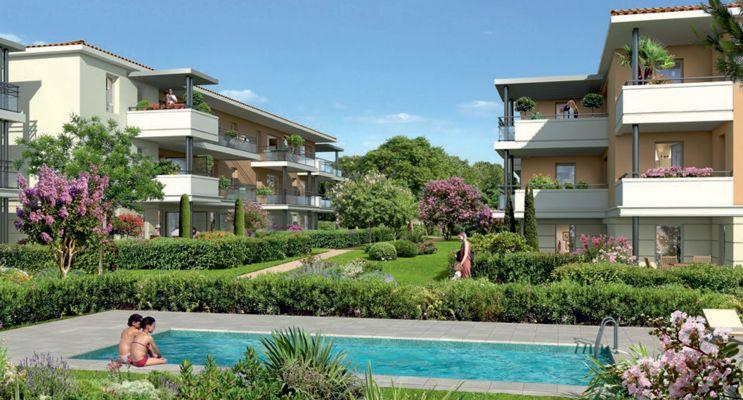 Photo du Résidence « Le Clos Muscatelle » programme immobilier neuf en Loi Pinel à Lorgues