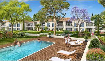 Ollioules programme immobilier neuve « Le Domaine de Faveyrolles »