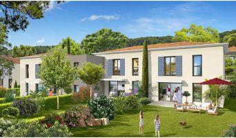 Ollioules programme immobilier neuve « Le Domaine de Faveyrolles »  (3)