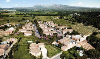 Résidence « Les Senioriales De Pourrières » programme immobilier neuf en Loi Pinel à Pourrières n°2