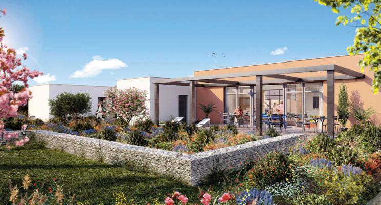 Photo n°1 du Résidence « Les Senioriales De Pourrières » programme immobilier neuf en Loi Pinel à Pourrières