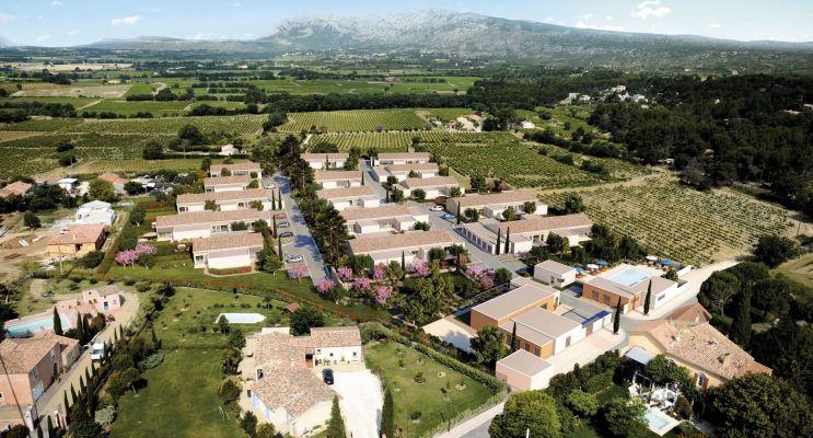 Photo n°2 du Résidence « Les Senioriales De Pourrières » programme immobilier neuf en Loi Pinel à Pourrières