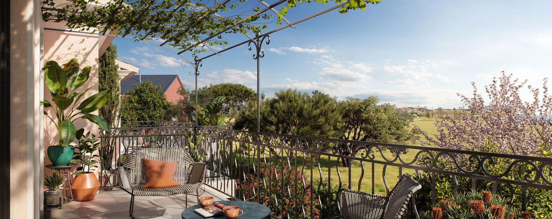 Puget-sur-Argens : programme immobilier neuve « Programme immobilier n°218966 » en Loi Pinel (2)