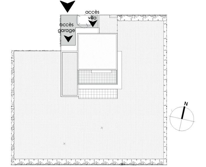 Plan T4 neuf à Puget-sur-Argens de