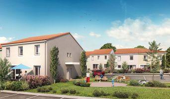 Photo du Résidence « Le Hameau de la Verrerie » programme immobilier neuf à Rocbaron
